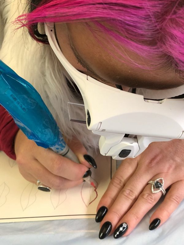 Permanent Eyeliner Course