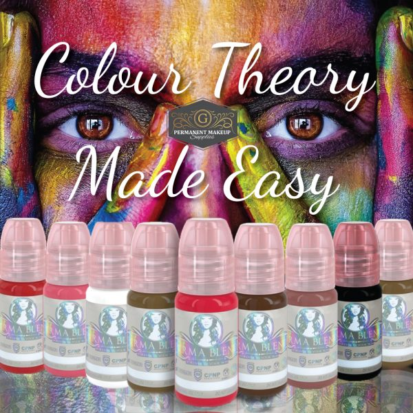 Pigment Colour Theory